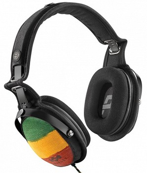 HOUSE OF MARLEY RISE UP OVER-EAR EM-JH063-RA