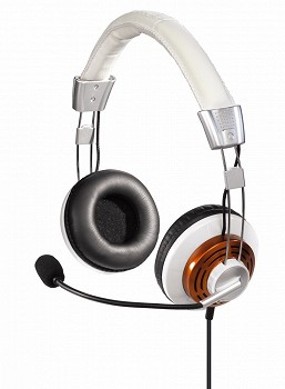 HAMA HS-320 PC HEADSET WHITE (53991)