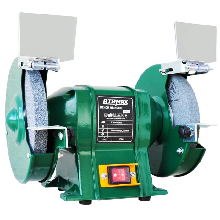 სალესი მოწყობილობა RTRMAX RTM412