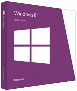 MICROSOFT WINDOWS SINGLE LANGUAGE 8.1 64BIT EN 1PK DSP OEI EM D (4HR-00201)