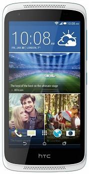 HTC DESIRE 526G + 8GB WHITE-BLUE