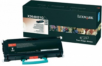 LEXMARK BLACK X264H31G