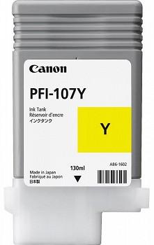 CANON  PFI 107Y (6708B001AA)