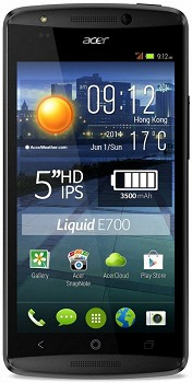 ACER LIQUID E700 (HM.HFAEE.003) 16GB RED