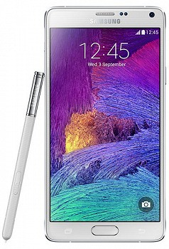 SAMSUNG GALAXY NOTE 4 (SM-N910H) 32GB WHITE
