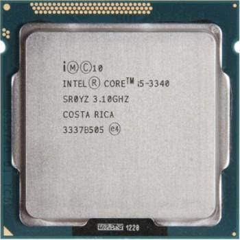 INTEL CORE I5 3340 (6 MB ქეშ მეხსიერება, 3.1 GHZ) BOX