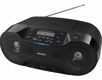 SONY ZS-RS70BT BLACK