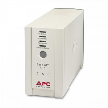 APC ASEAN BK650-AS White