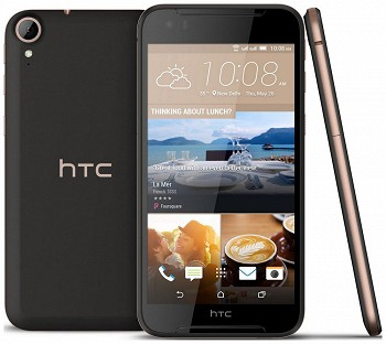 HTC DESIRE 830 32GB DUAL SIM LTE BLACK GOLD