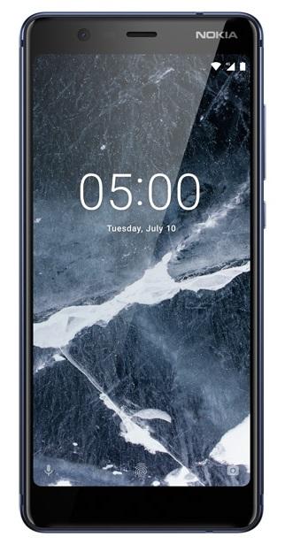 მობილური ტელეფონი NOKIA 5.1 (TA-1075) 16GB BLUE