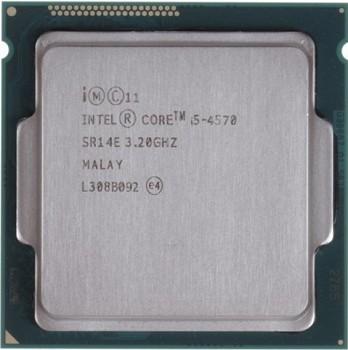 INTEL CORE I5 4570 (6 MB ქეშ მეხსიერება, 3.2 GHZ GHZ) TRAY