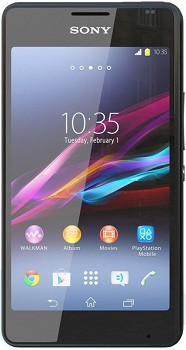 SONY XPERIA E1 (D2105) 4GB BLACK
