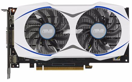 ASUS NVIDIA GEFORCE GTX950-OC-2GD5 (N950-1DDV-E5CMX)
