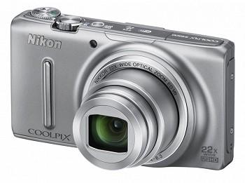 NIKON COOLPIX S9500 SILVER