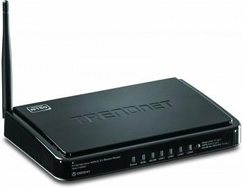 TRENDNET TEW-718BRM (WIRELESS N150 ADSL2+ MODEM ROUTER)