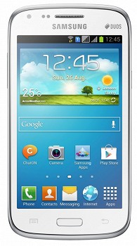 SAMSUNG GALAXY CORE I8262 WHITE