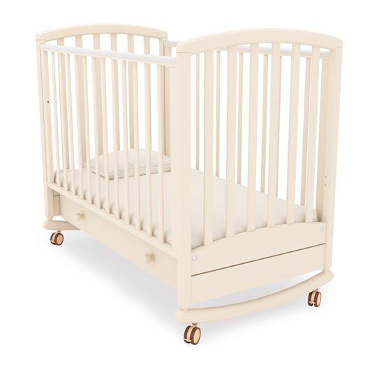 """ბავშვის საწოლი GANDYLYAN """"დაშენკა"""" (K200112CRB-I)"""