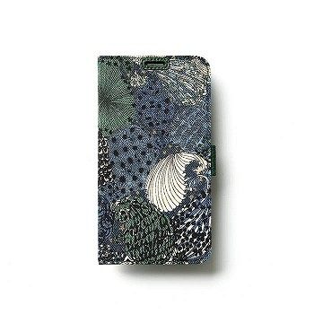 ZENUS GALAXY S5 LIBERTY DIARY CASE GREEN