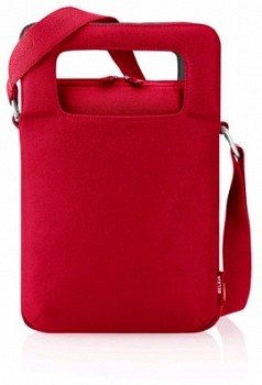 BELKIN NETBOOK CARRY CASE RED (F8N161EAJIR)