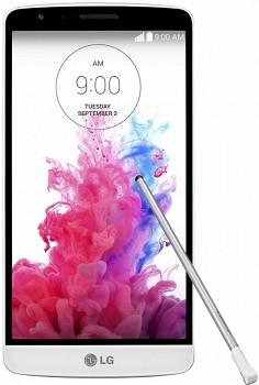 LG G3 STYLUS (D690) 8GB WHITE