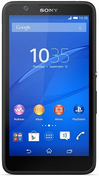 SONY XPERIA E4 (E2115) 8GB BLACK