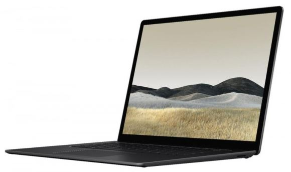 MICROSOFT SURFACE LAPTOP 3 13.5 (V4C-00029) BLACK